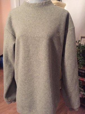 Jack Wolfskin Polarowy sweter jasnozielony