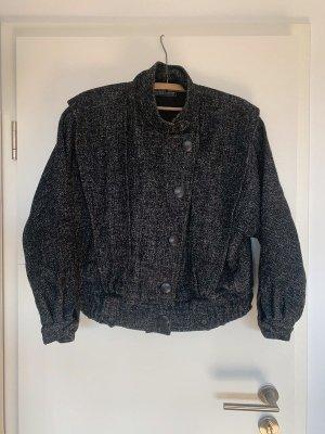 Vivien Caron Bomber Jacket dark grey-black