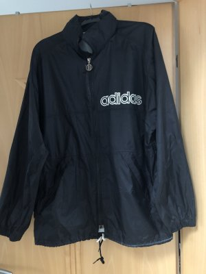 Adidas Kurtka z kapturem czarny