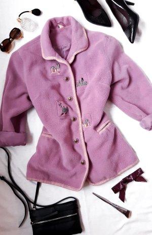 Vintage Jacke altrosa