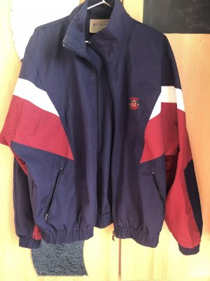 Real Vintage Bomber Jacket multicolored