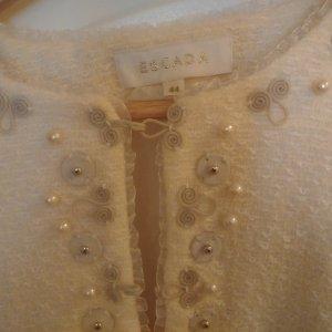Vintage Jacke von Escada Couture mit Perlenbesatz