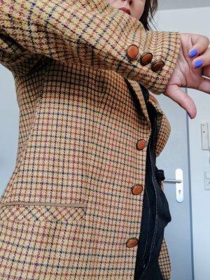 Jean france Blazer en laine multicolore