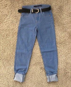 Tube Jeans blue-steel blue