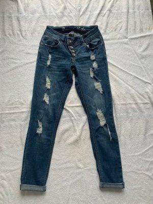 Buena Vista 7/8 Length Jeans blue