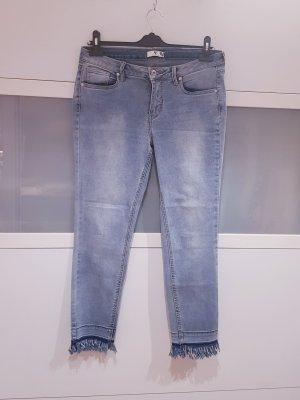 Vintage Jeans / Fransen
