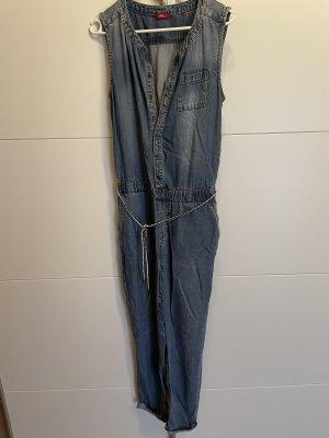 Vintage Jeans-Jumpsuit zu verkaufen!