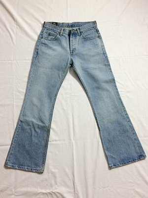 Lee Boot Cut Jeans multicolored cotton