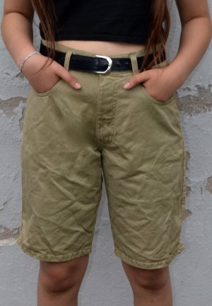 Vintage Jeans Shorts Lang S/M/L