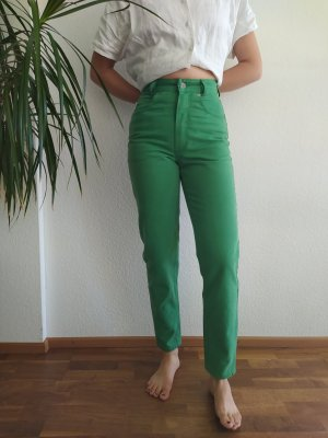 Angels Peg Top Trousers green-forest green