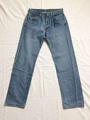 Vintage Jeans Wrangler Montana Größe 38 W28-L30 straight leg geknöpft
