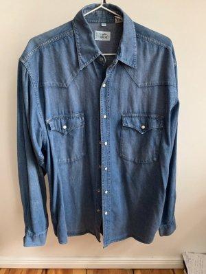 vintage jeanshemd