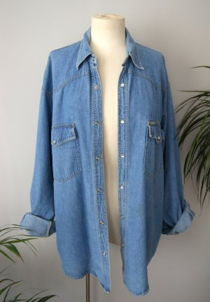 True Vintage Denim Shirt azure