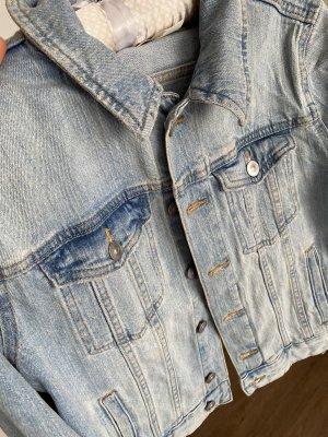 Vintage Jeansjacke Cropped