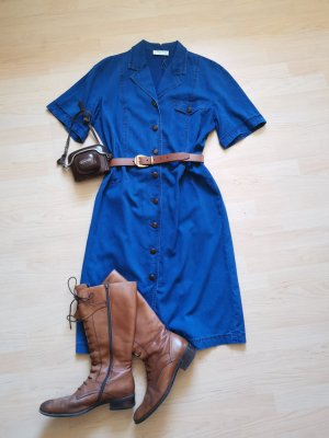 Vintage Jeanskleid