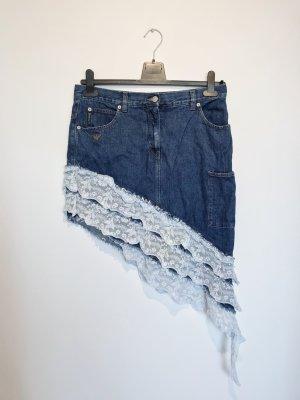 Armani Denim Skirt multicolored