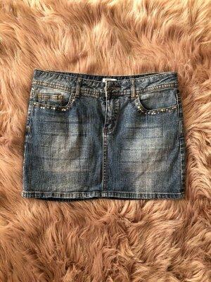 bpc bonprix collection Miniskirt azure