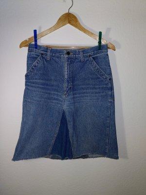 Vintage Jeansrock von Wrangler