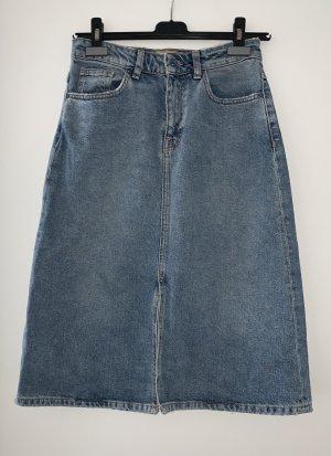 Vintage Jeansrock von Zara