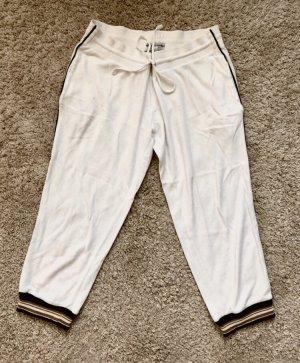 Blind Date Pantalone fitness bianco