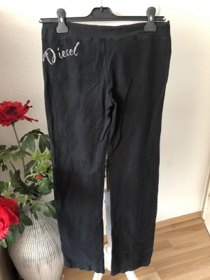 Vintage Stretch Trousers black