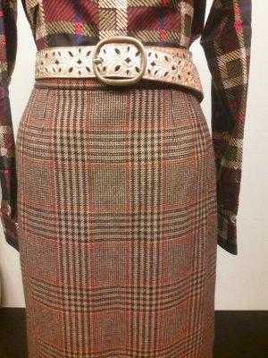 Pencil Skirt brown-beige