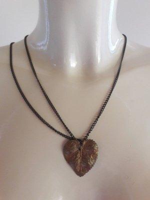 Vintage Bijoux pour la tête doré-bronze