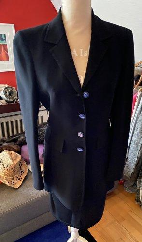 Akris Klassischer Blazer noir laine