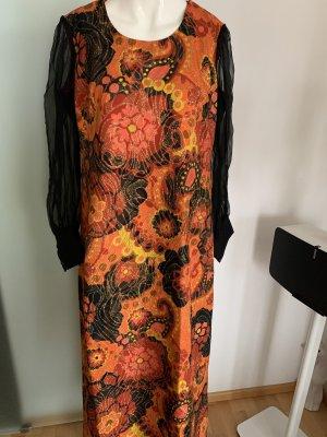Vintage Kleid 80er Gr 44 XL von Glorett Trevira