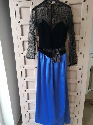 Vintage Kleid Abendkleid Gr 34 Spitzenkleid