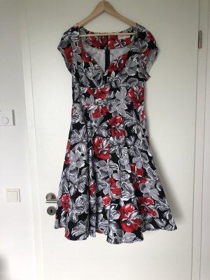 Belle Poque Petticoat Dress multicolored