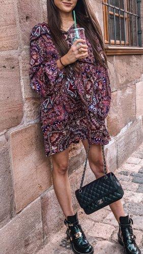 Vintage Kleid aus Santin Stoff