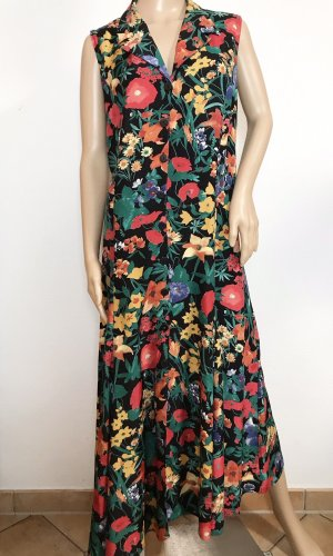 Vintage Kleid bunt mit Blumen Gerry Weber
