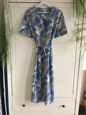 Big & Chic Koszulowa sukienka Wielokolorowy
