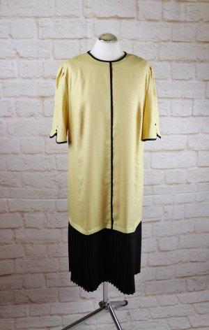Vintage Midi Dress multicolored polyester