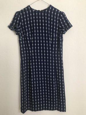 Vintage T-shirt jurk veelkleurig