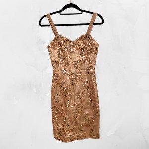 Vintage-Kleid mit bestickte Spitze