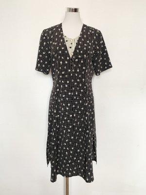 vintage Kleid mit Blümchen