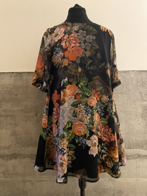 Vintage Kleid mit Blumenprint