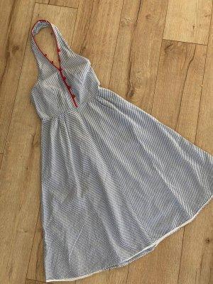 vintage kleid Ruckenfrei