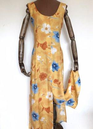 Vintage Kleid Sommerkleid mit Blumen