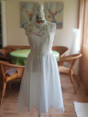 Vintage Kleid\Standesamtkleid