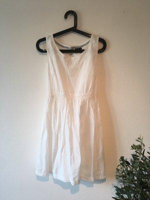 Colors of the world Sukienka boho biały