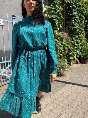 Vintage kleider mit blumen