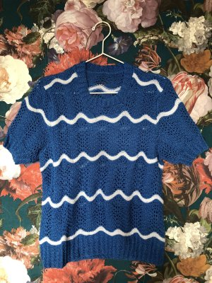 Vintage Knit Top