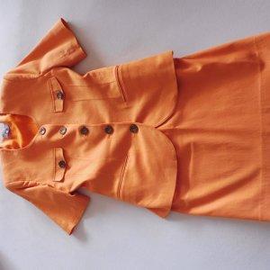 Tailleur arancione Viscosa