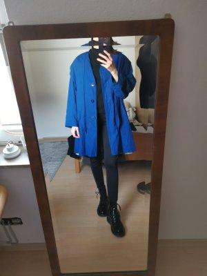 Vintage Cappotto corto blu