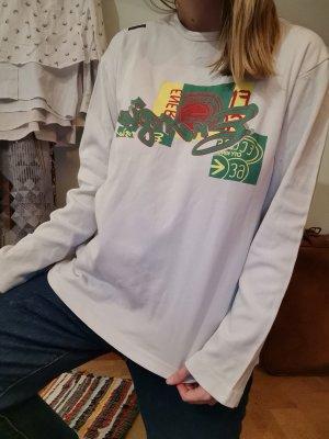 Vintage Langarmshirt bedruckt