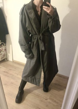 Vintage Langmantel/Trenchcoat