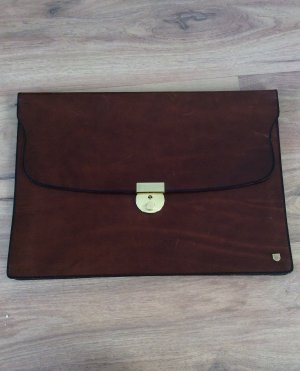 Briefcase brown
